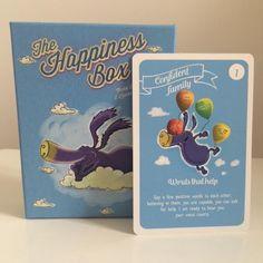 the happiness box Ilona Boniwell