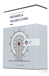 [NEW] Meaning & Valued Living Coaching Masterclass©